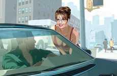 Sarah Palin Video Games