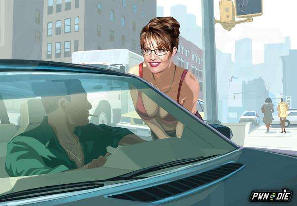 Sarah Palin Video Games