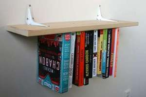 The Anti-Gravity Bookshelf