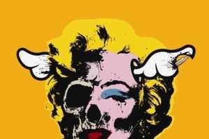 Morbid Portraits of Pop Icons