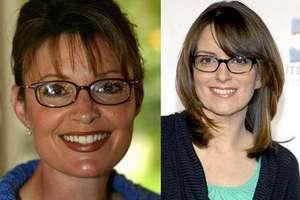 Tina Fey as Sarah Palin in the Palin-Biden Debate on SNL