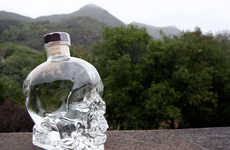 Branded Vodka for Movie Promos - Crystal Head Fuels Ghostbusters III Rumors