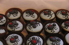 Beastly Baking Themes - 10 Halloween Cupcakes