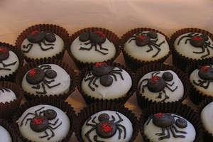 10 Halloween Cupcakes