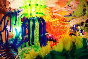 Jason Hackenwerth's Captivating Balloons