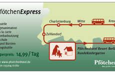 Bus Depots For Dogs - The Pfötchenhotel Shuttle Service