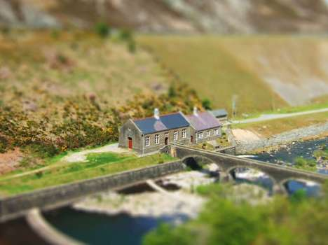 Miniature World Photography