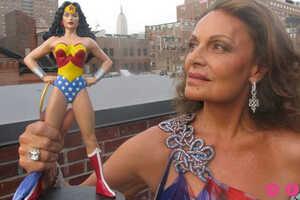 Diane von Furstenberg's 'Wonder Woman'