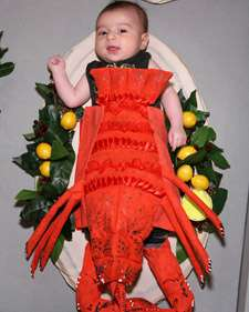 Babies Dressed as Food