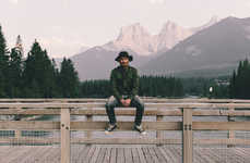 Melancholy Outdoorsy Lookbooks