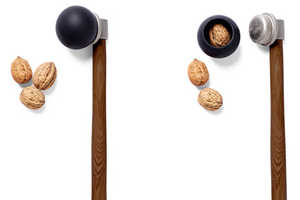 The Nut Hammer is a Simpler Way to Crack Your Nuts