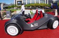 3D Printed Cars - The Local Motors Strati 3D Car Was Printed In 44 Hours Flat