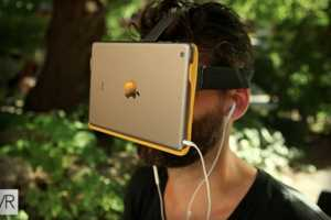 AirVR is a Headset That Leverages iOS Retina Hardware