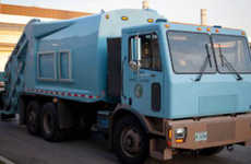 Entirely Electrical Trash Vehicles - Chicago's Electric Garbage Truck is the First in North America
