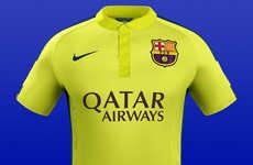 Bold Yellow Jerseys