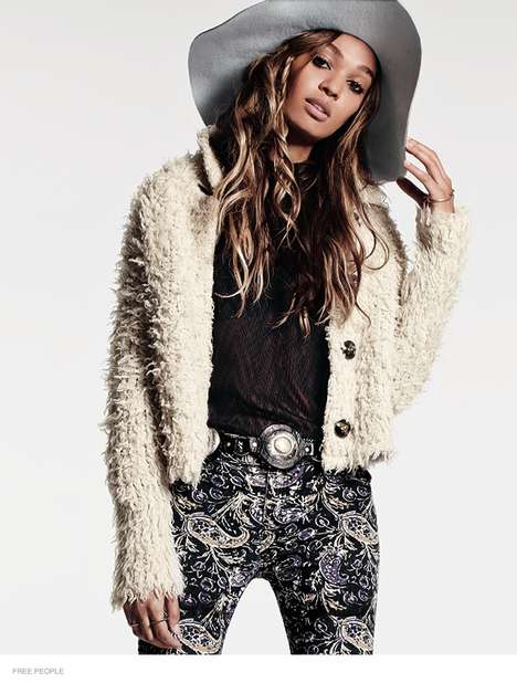 58 Boho Fall Fashion Ideas - From Nomadic Chic Editorials to Grungy Bohemian Catalogs