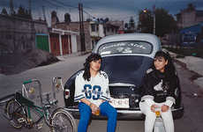 Mexican Gang Photography - Bronia Stewart Photographed the Life and Times of a Mexican Gang Member