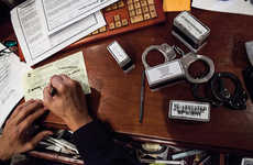 Bounty Hunter Photography - Clara Vanucci Documents the Bail Bond Industry