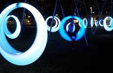 Interactive Illuminated Playscapes