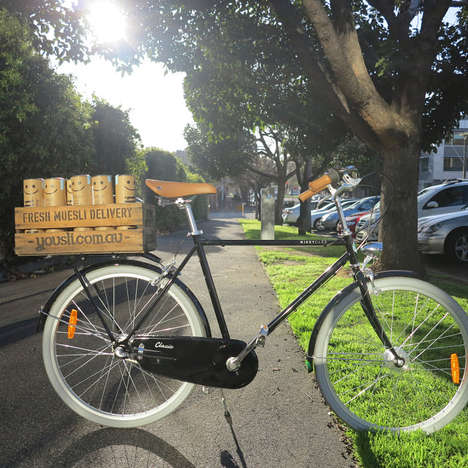 14 Unusual Food Deliveries - From Spontaneous Picnic Services to Beach Pizza Delivery