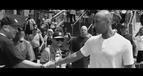 Poignant Baseball Player Commercials - The Derek Jeter Farewell Campaign for Gatorade is Emotional