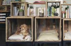 Inviting Pet Hospitals - Your Pet Won't Ever Want to Leave This Cozy Clinic