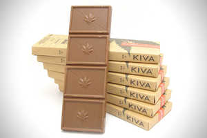 The Kiva Confections Cannabis Chocolates are High-Quality