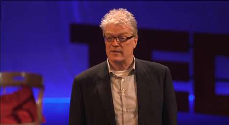 Unburying Gifts - Sir Ken Robinson's Talent Talk and Closing Remarks Discusses Life Well Lived