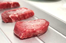 Natural Defrosting Trays - Thawthat Defrosts Your Meat Faster and Without Electricity