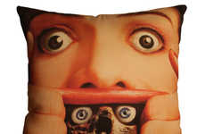 Frightening Cinematic Pillows