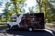 Luxe Hotel Food Trucks - The Taste by Four Seasons Food Truck Serves Up Regional Specialties