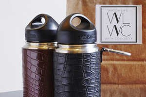These Coffee Tumblers from Watch Life with Curiosity are Overtly Lavish