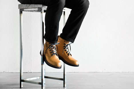 Dignified Footwear Lookbooks - The Broken Homme Continues to Commit to Excellence