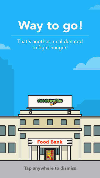 Dieting Donation Apps - FoodTweeks' App Helps You Cut Out Calories and Feed the Hungry