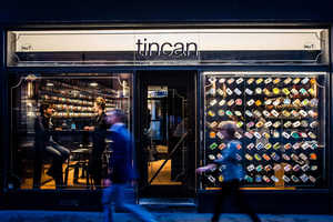 The Tincan Restaurant Seeks to be the Best Provider of Tinned Seafood