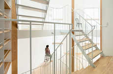 Stairwell-Focused Abodes