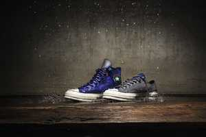The Converse All Star Chuck '70 Polartec Shoes Can Be Worn All Year-Round