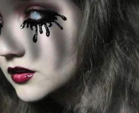 70 Scary Halloween Makeup Looks