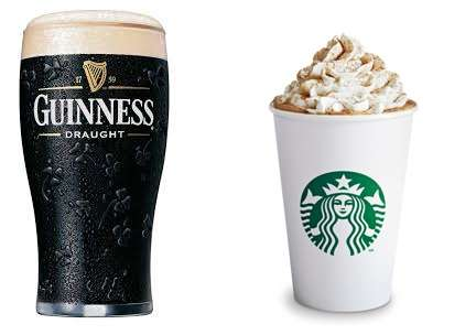 Lager Latte Flavors - Starbucks is Working on an Unusual Guinness Beverage Flavor