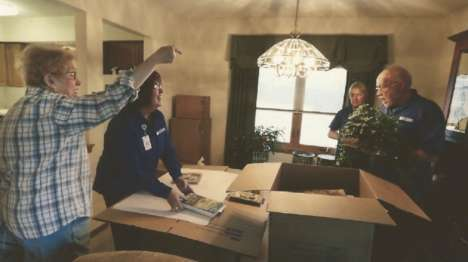 Senior Moving Services - The National Association of Senior Move Managers Aids with Relocation