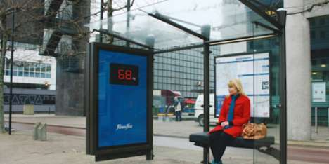 Weight-Broadcasting Benches - Moscow's New Smart Benches Will Publicly Display Your Weight