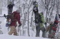 Nomadic Snowboarder Videos