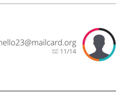 Anonymous Business Cards
