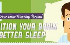 Sleep Improving Infographics