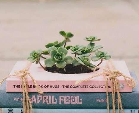 DIY Growing Books