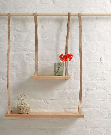 Swilled Wood Furniture - Sebastian Cox and Lorna Singleton Revive the Tradition of Swilling