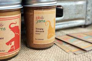 The PB & Jams Branding Has a Retro Feel