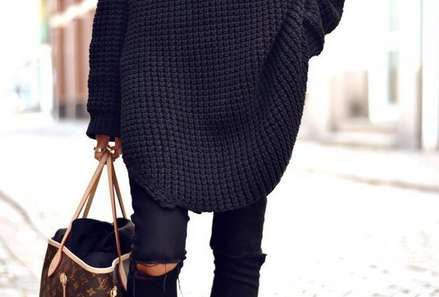 42 Knit Fall Fashion Styles - From Cozy Oversized Couture to Nomadic Knitwear Collections