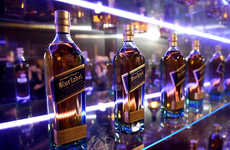 Symphony in Blue Brand Activation Brings Together Theatre & Whisky