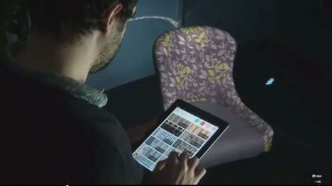 Virtual Furniture Retail - Vizera Labs Uses Augmented Reality to Sell Furniture to Consumers
